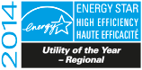 Energy Star - 2014 Utility of the Year